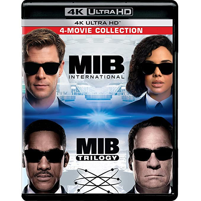 Amazonin Buy Mib Men In Black 4 Movies Collection Men