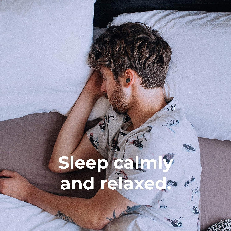 Protects The Ear And Gives Restful Sleep SCHALLWERK /® Sleep Hearing Protection Earplugs