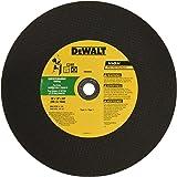 DEWALT DW8009 Concrete Cut Chop Saw Wheel, 10-Inch X 1/8-Inch X 5/8-Inch