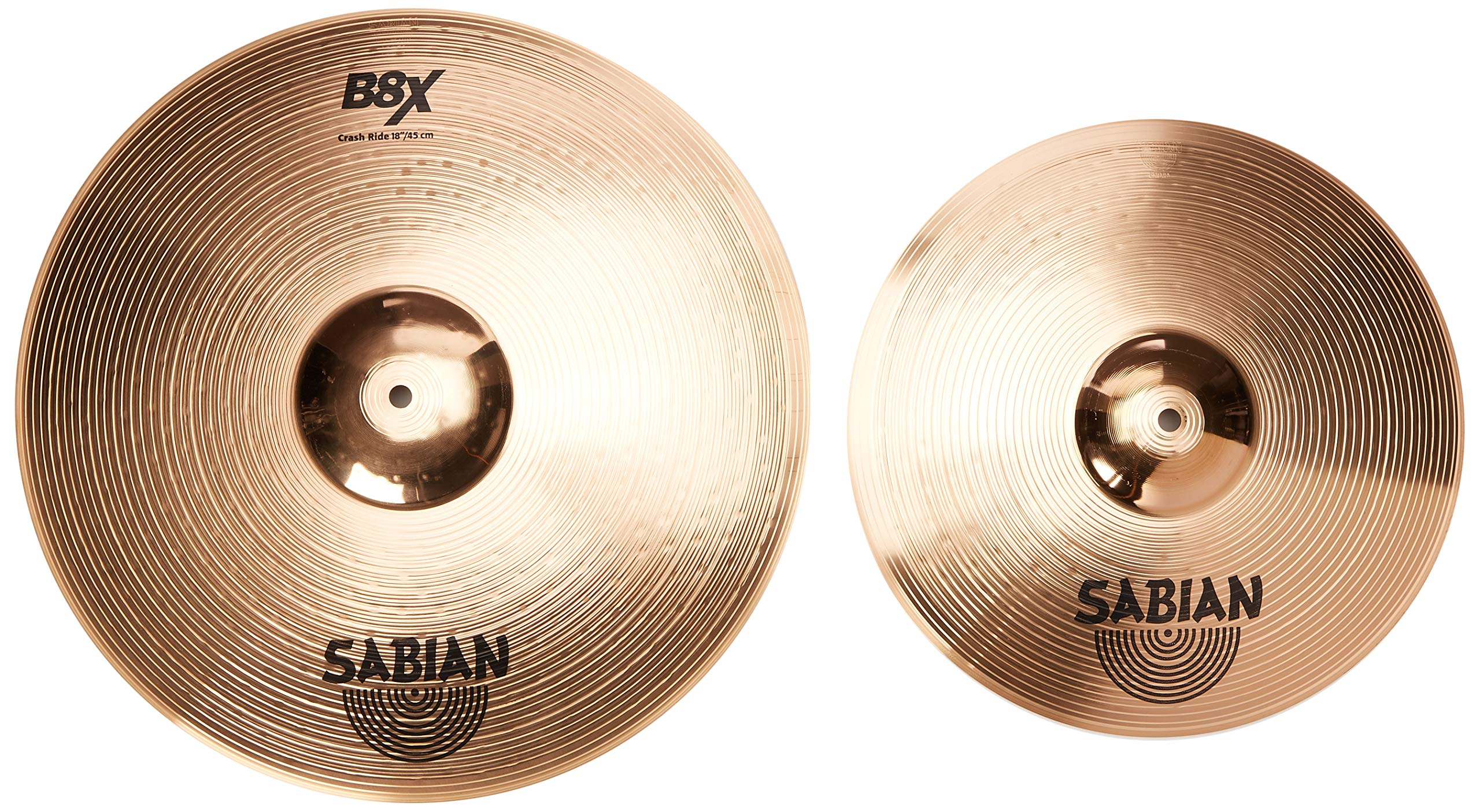 Sabian Cymbal Variety Package, inch (45002X)
