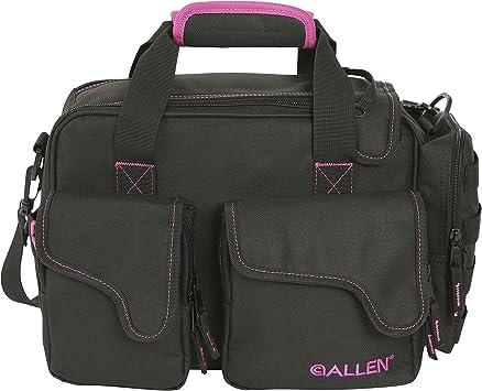 This Range Bag Comes in Black//Pink Allen Compact Shooting Range Bag for Women