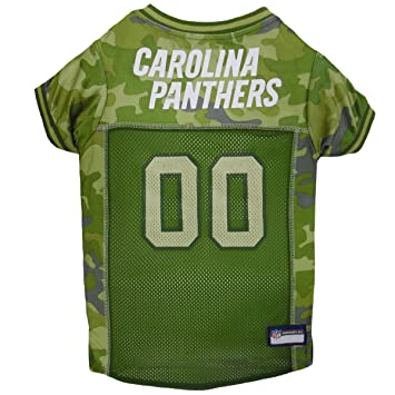 sports shoes b51cb 15855 NFL CAMO Jersey for Dogs & Cats. Football Dog Jersey Camouflage Available  in 32 NFL Teams & 5 Sizes. Cuttest Hunting Dog Dress! Camouflage Pet Jersey  ...