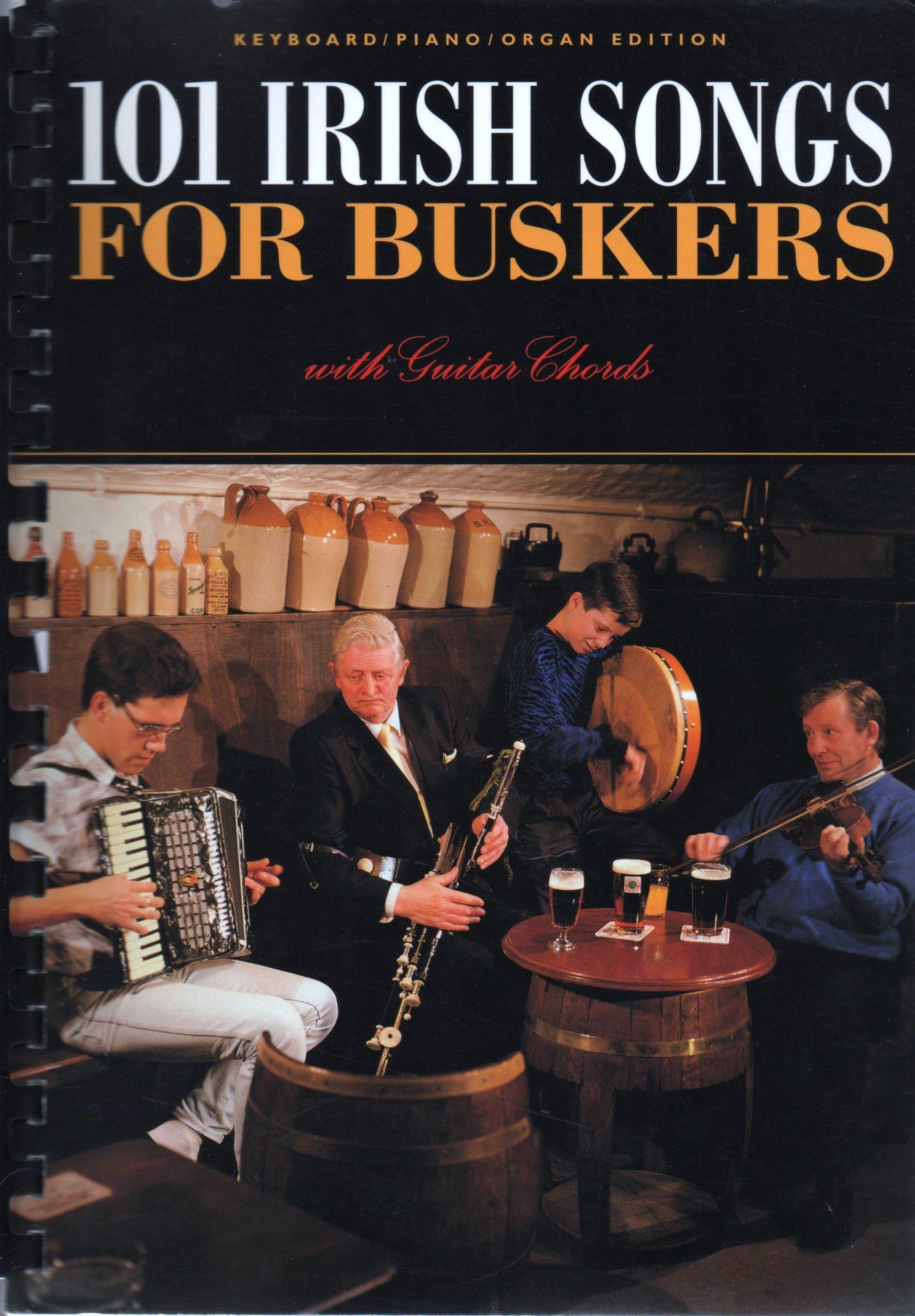 101 Irish Songs For Buskers Amazon Divers Auteurs Books
