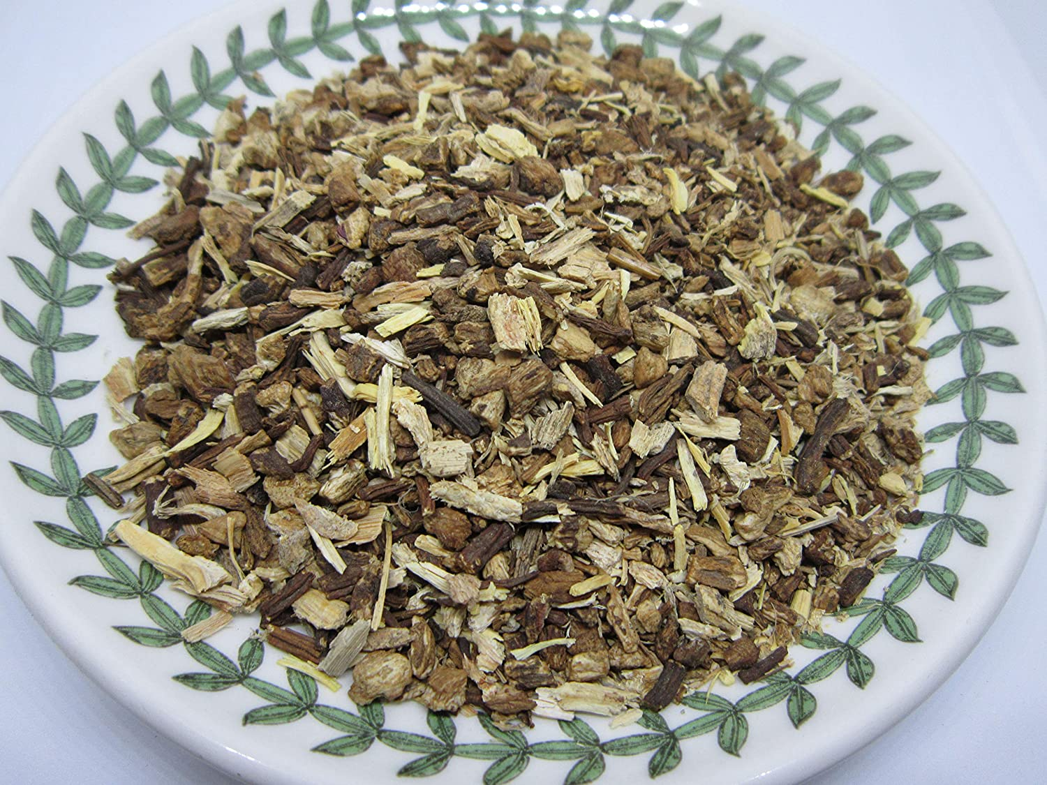 Angelica Root - Angelica archangelica Dried Root Cut by Nature Tea (04 oz)