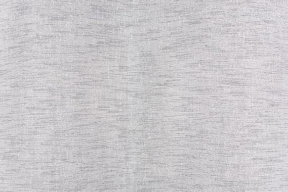 PimpamTex Cortina Semi-transl/úcida con 8 ollao habitaci/ón y Dormitorio para sal/ón Modelo Brigitte 1 unidasd X 140x260 Perla