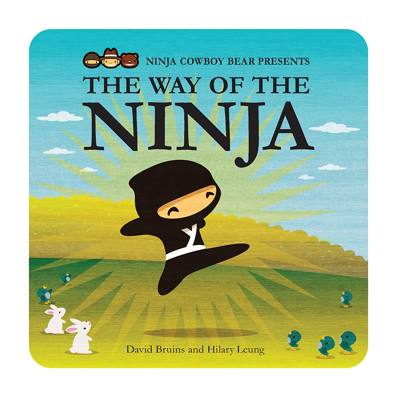 Ninja Cowboy Bear Presents the Way of the Ninja (English ...