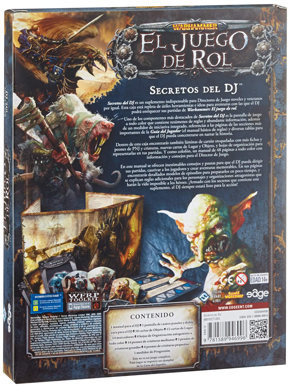 Warhammer Fantasy Roleplay GM Toolkit