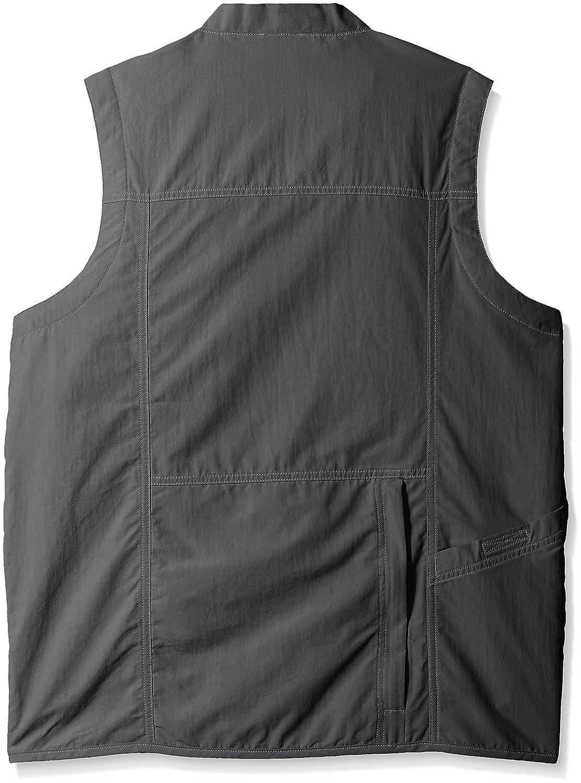 White Sierra Mens Traveler Vest