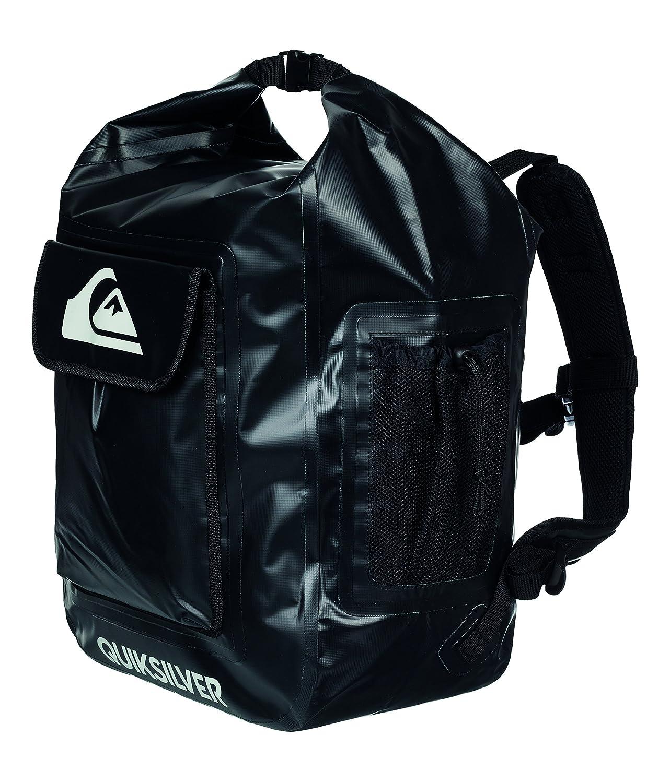 Quiksilver Deluxe Wet Dry Bag/Back Pack Black EGLQSWBBKP 3700910101541