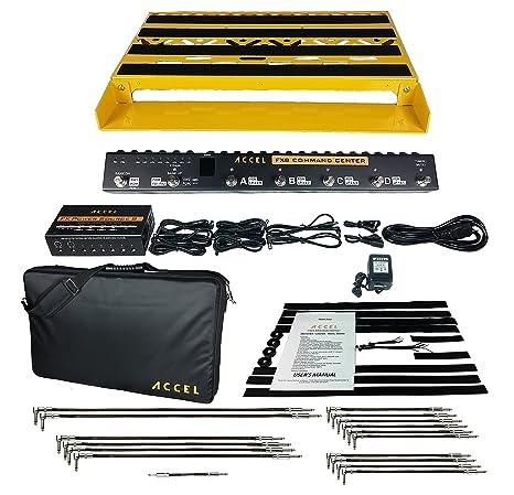 Review Accel XTA21 Guitar Pedal
