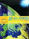 Atlas Júnior Geográfico De España Y Del Mundo - 9788431673321
