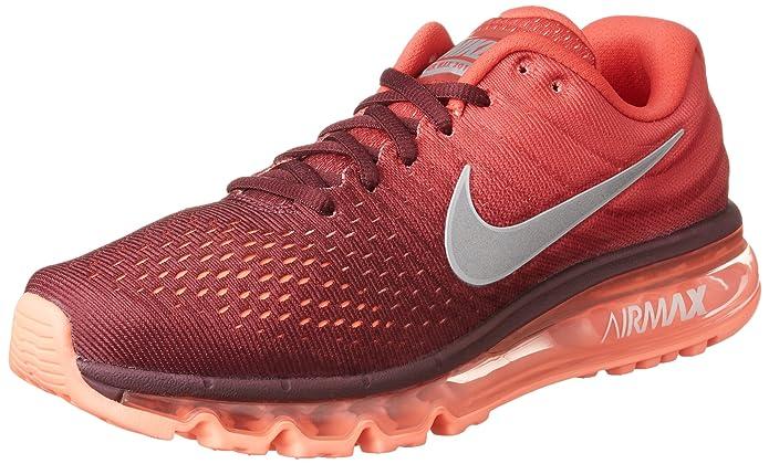 Men's Nike Air Max Invigor Print Shoe Night MaroonWhite