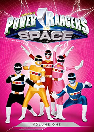 Power Rangers (Season 6) in Space Hindi