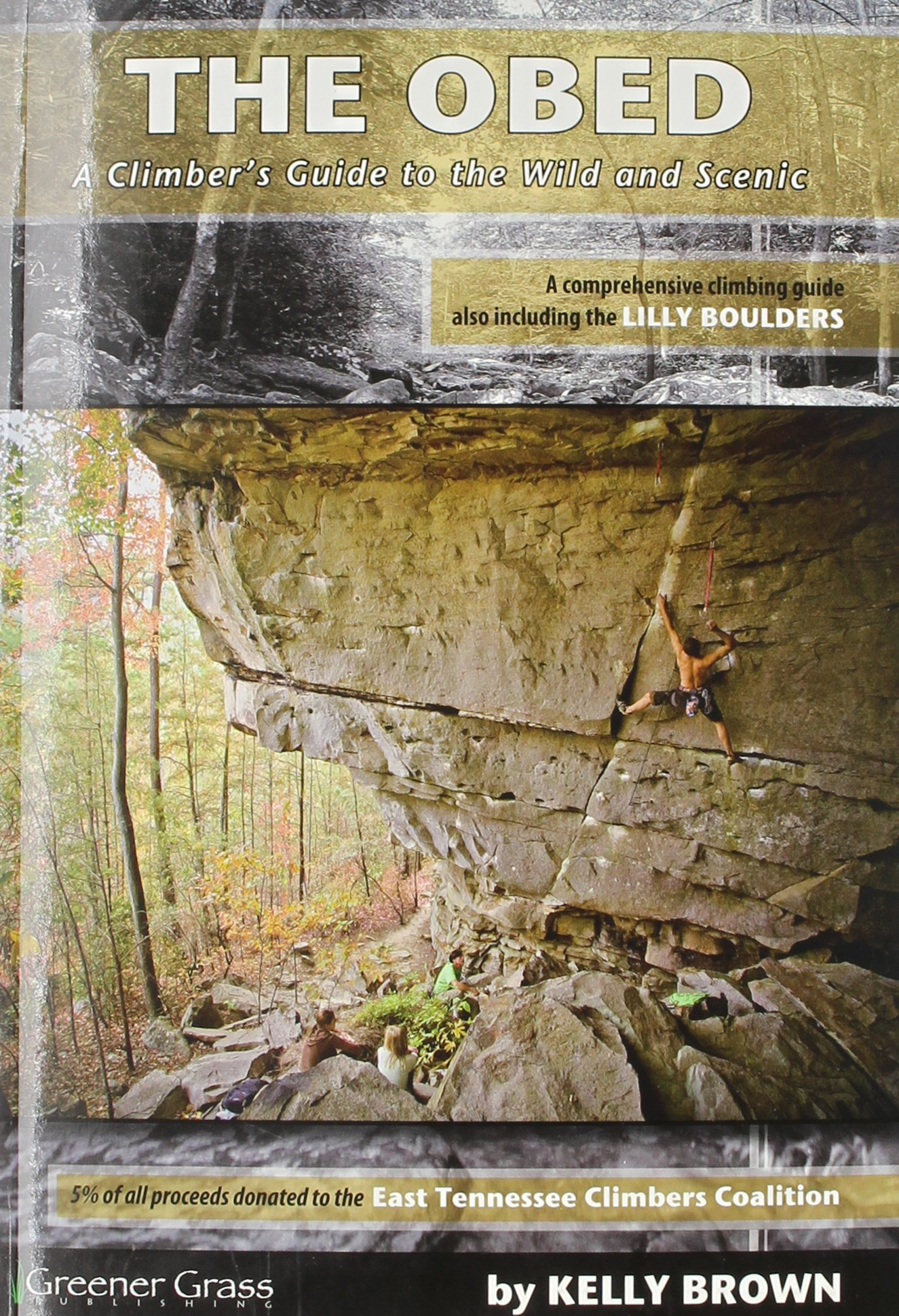 The Obed: A Climber\'s Guide to the Wild and Scenic: Kelly Brown ...
