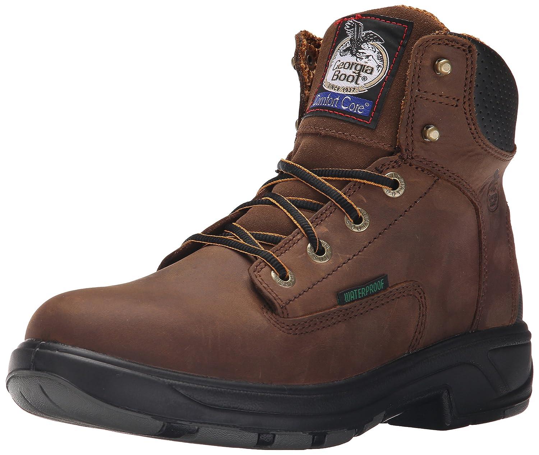 Georgia Boot メンズ B002YPPRFW 8 2E US|ブラウン ブラウン 8 2E US