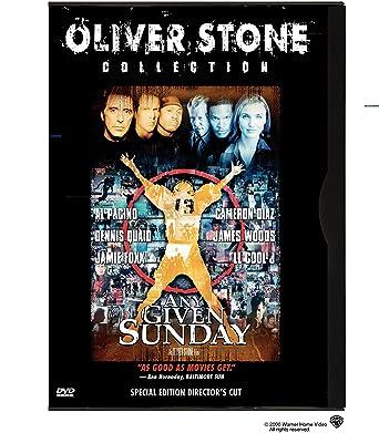 any given sunday opening scene