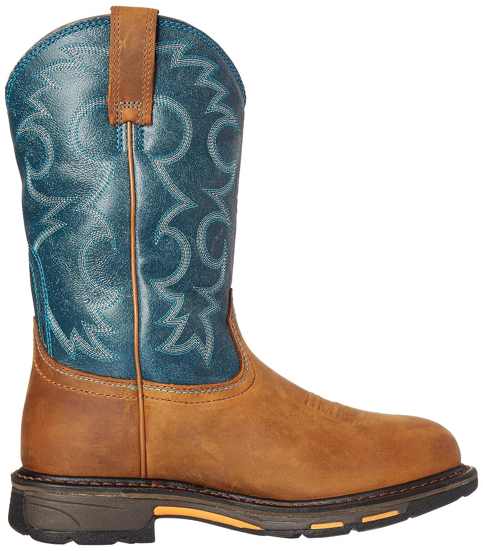 339545b946a Ariat Women's Workhog H2O Work Boot