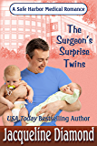 The Surgeon's Surprise Twins (Safe Harbor Medical Book 6)