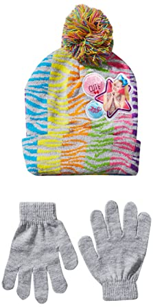Nickelodeon Girls  JoJo Siwa Collection Beanie Hat 73c1ebd653e5