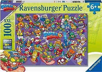Ravensburger- Puzzle 100 Piezas XXL (12914): Amazon.es: Juguetes y juegos