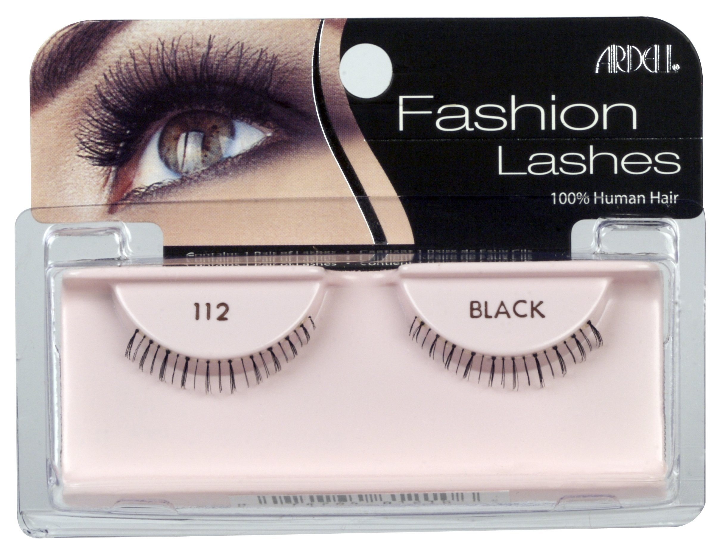Amazon Ardell Fashion Lashes Pair 112 Lower Lashes Black