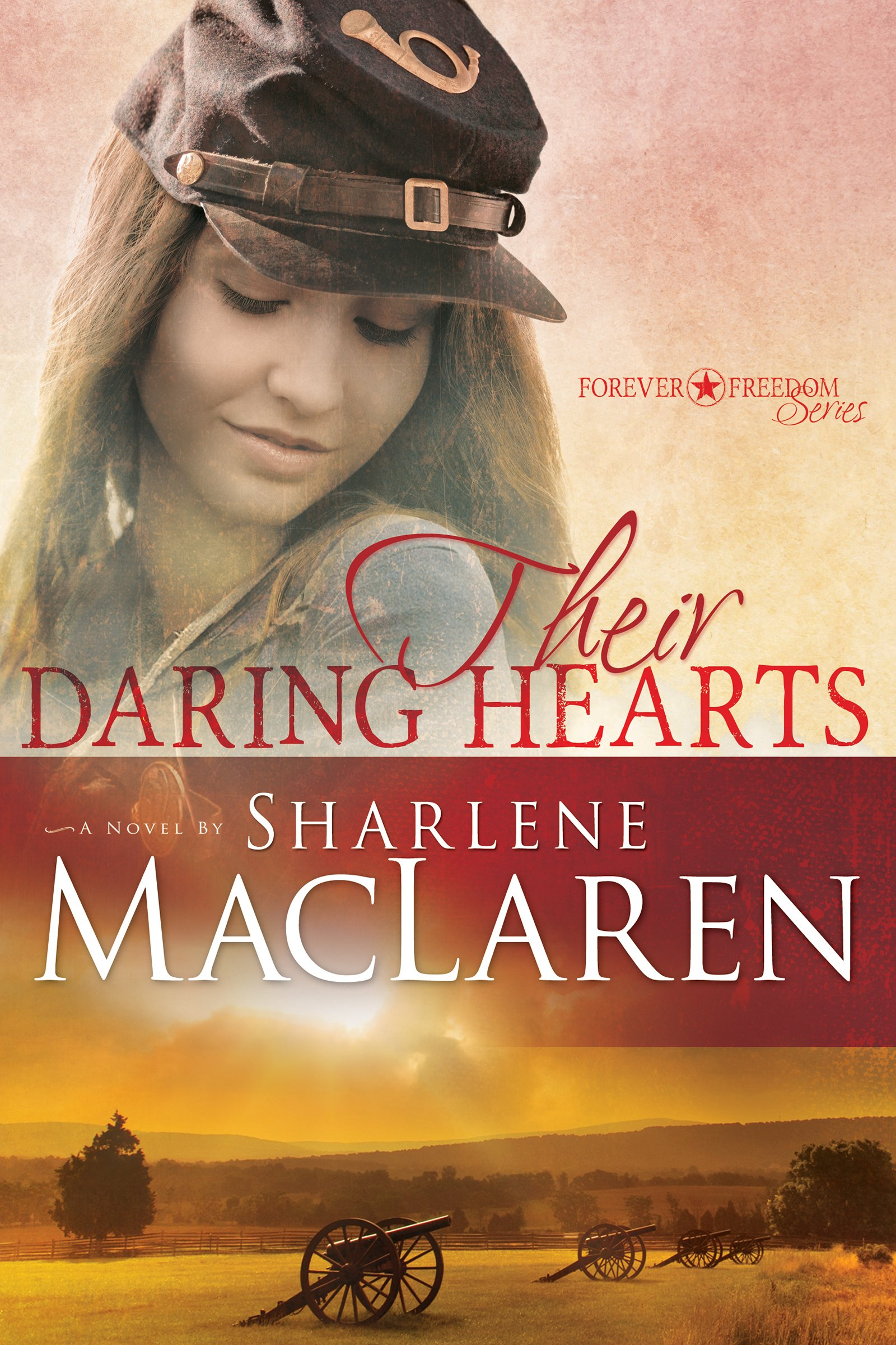 Their Daring Hearts (Forever Freedom Series)