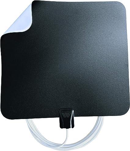 Winegard FlatWave Amplified Razor Thin HDTV Indoor Antenna 50 Mile Range FL5500A