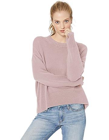 916a17abd08798 Amazon Brand - Daily Ritual Women's 100% Cotton Boxy Crewneck Sweater
