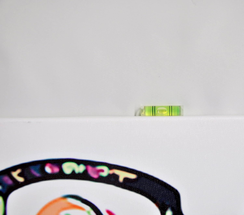 LB Gatto Che Indossa Un Cappello retr/ò Minimalista Ritratto Animale//Poster Vintage Pittura a Olio Stampa su Tela Wall Art Decorazione Domestica con Cornice 40cm/×50cm/×1P