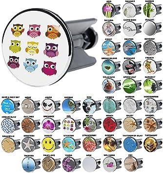hochwertige Qualit/ät ✶✶✶✶✶ Waschbeckenst/öpsel Owl viele sch/öne Waschbeckenst/öpsel zur Auswahl