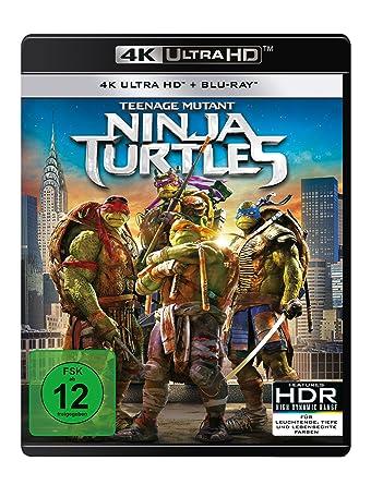 Amazon.com: Teenage Mutant Ninja Turtles 4K, 2 UHD-Blu-ray ...