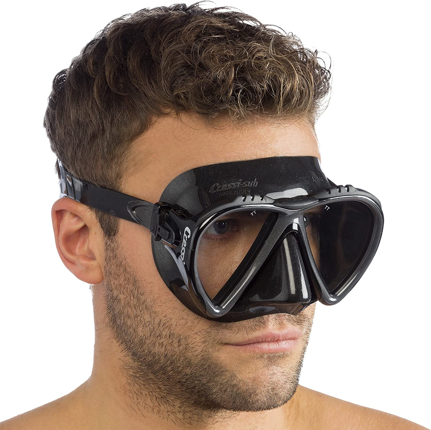 Adult Scuba Diving Cressi LINCE and Freediving Mask Cressi: 100/% Made in Italy Since 1946 Snorkeling