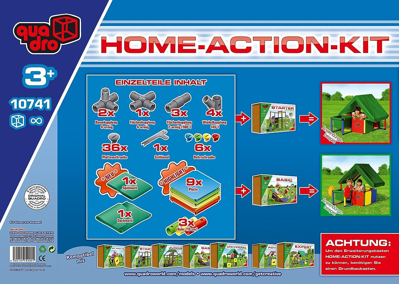 Quadro Home Action Kit Spielzeug