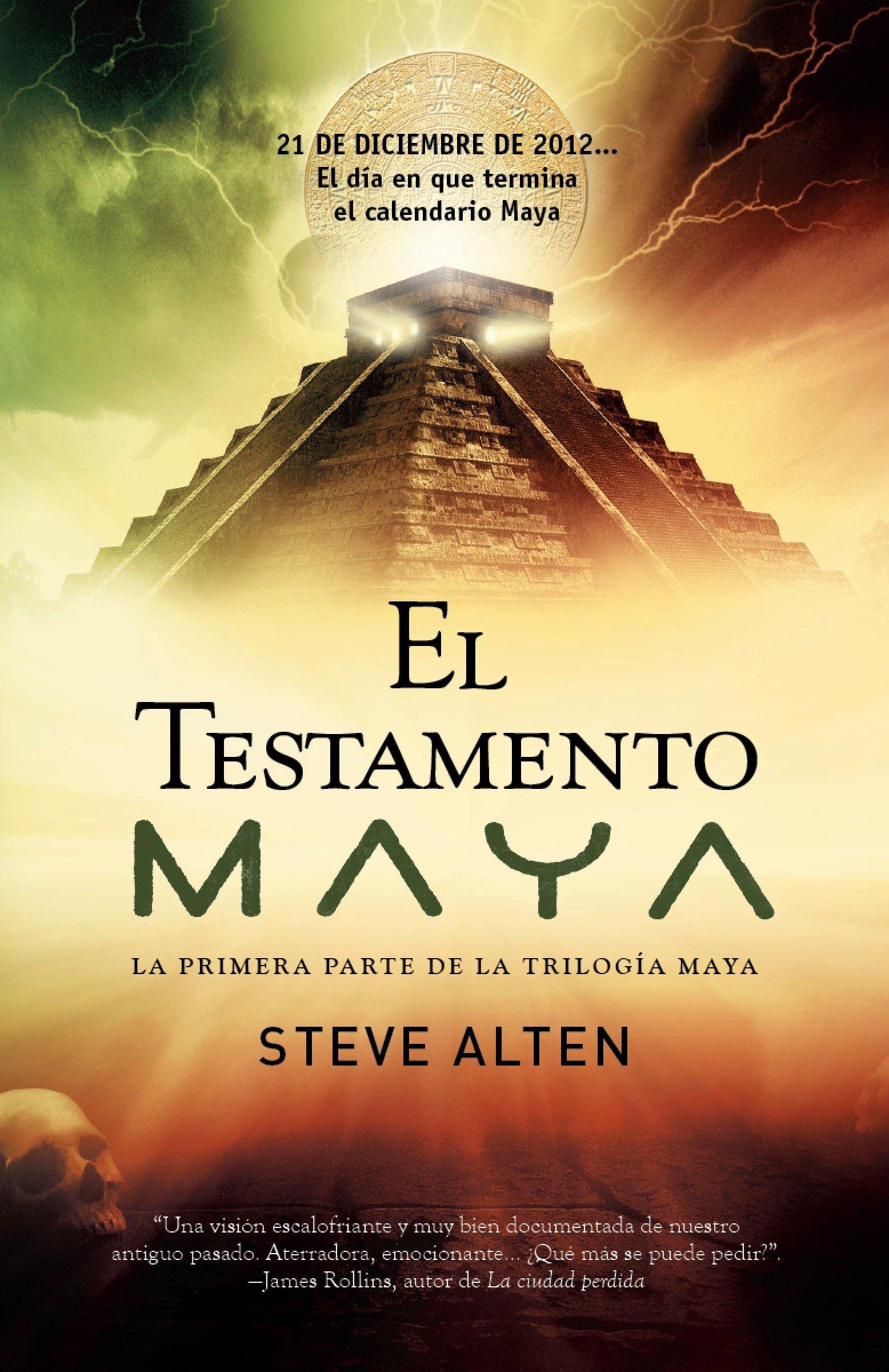 El testamento Maya (Spanish Edition) pdf epub