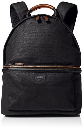 8c9f8482a7d0c Ted Baker Men s Canvas and Leather Backpacks