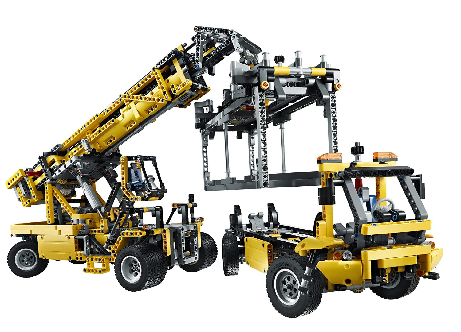 LEGO Technic 42009 Mobile Crane MK II by LEGO Technic: Amazon.es: Juguetes y juegos