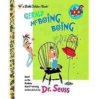 Gerald McBoing Boing (Little Golden Books)