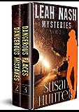 Leah Nash Mysteries 2-3: Leah Nash Mystery Series