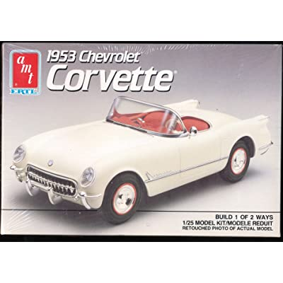 AMT 1953 Corvette: Everything Else