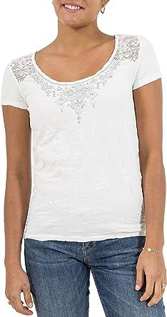 Oxbow K1treglia Femme T-Shirt Molleton Leger