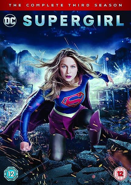 Supergirl: Season 3 [Dvd] [2018] by Amazon
