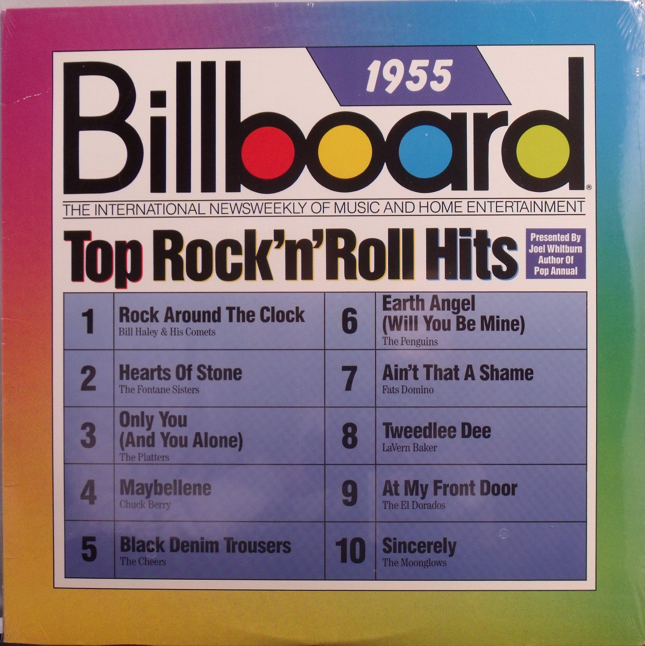 Billboard Top Rock & Roll Hits: 1955 [Vinyl] by Rhino / Wea