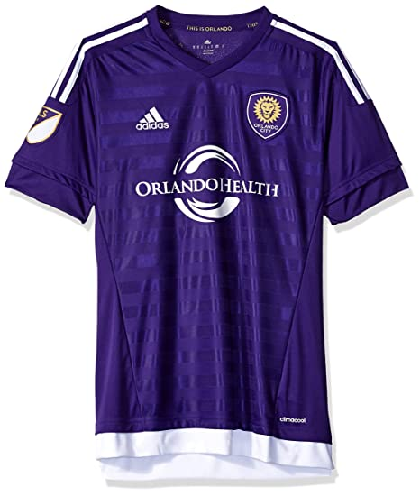 the best attitude 20ce4 b1ee1 adidas Men's Soccer Orlando City Soccer Club Jersey
