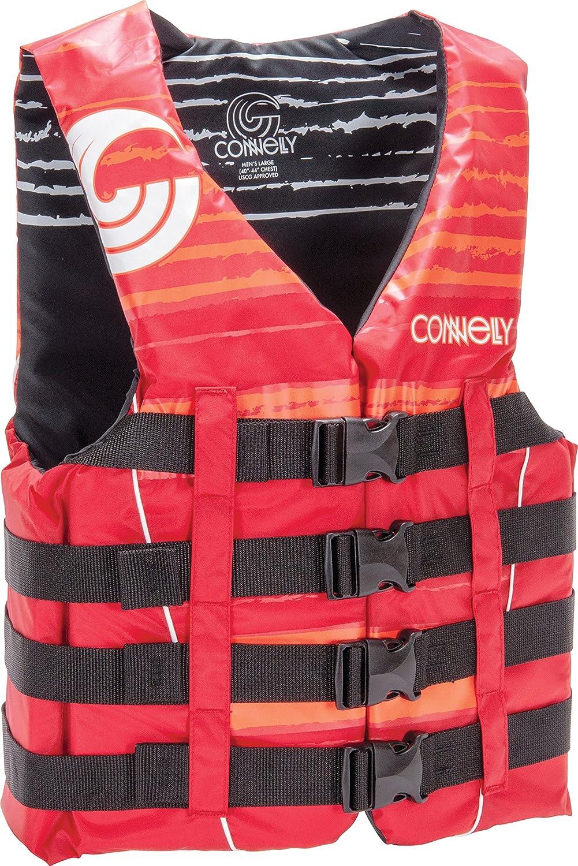 専門ショップ Connelly Connelly Skis Men's 4 Buckle Nylon Men's Vest, X-Large X-Large by CWB B00TYGMRI4, サクライ貿易:6f4eb38b --- a0267596.xsph.ru