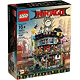 Lego Ninjago City 70620 - The Ninjago Movie 4867 pezzi - limited Edition
