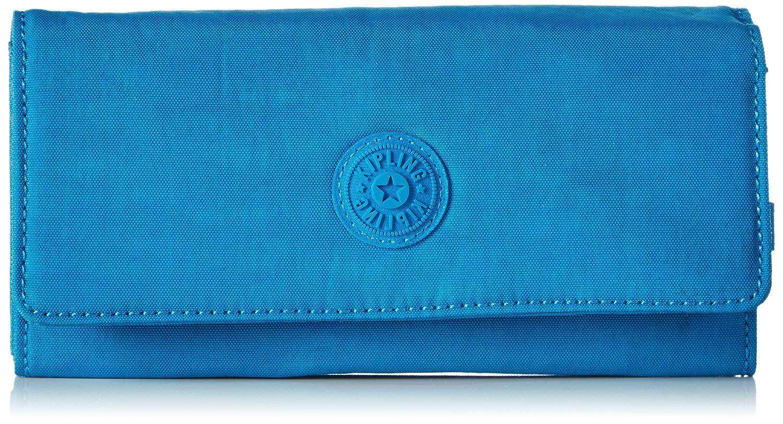 (Blue (Icy Blue)) - Kipling Brownie, Women's Wallet, 19x10x3 cm   B013WANCSG