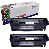 HI INK 2 PK Q2612A Toner Cartridges For HP 12A Q2612A Toner Used in HP Laserjet 1010 1012 1015 1018 1020 1022 1022n 1022nw 3015 M1005 M1319F Printer
