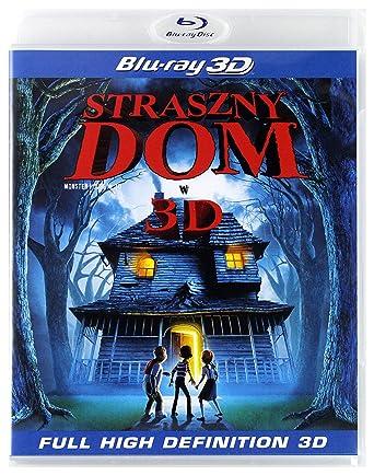 Monster House Blu-Ray 3D Region Free IMPORT No hay versión ...