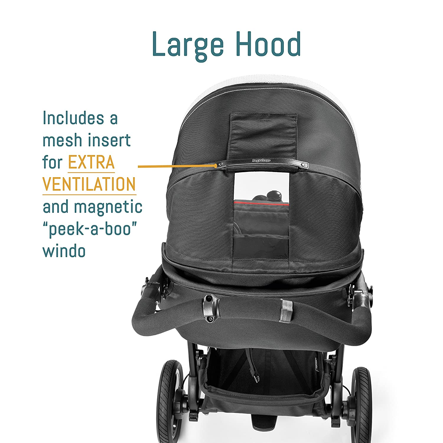 Peg Perego Book Cross Jogging Stroller, Atmosphere by Peg Perego: Amazon.es: Bebé