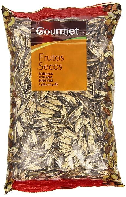 Gourmet Frutos Secos Pipas de Girasol Gigantes con Sal - 200 g